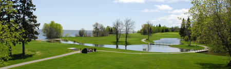 Hecla Golf Course Cover