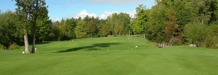 Overview of golf course named Hickory Ridge Golf and Country Club