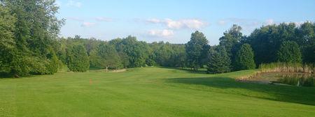 Hidden Ridge Golf Course Cover