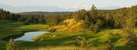Overview of golf course named Highland Pacific Golf Course