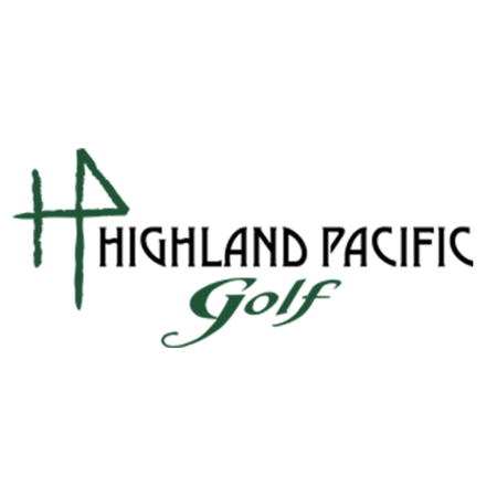 Logo of golf course named Highland Pacific Golf Course