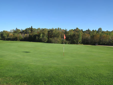 Highview golf course cover picture