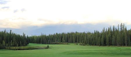 Hinton Golf Club Cover