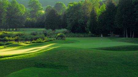 Hockley Valley Golf Course Cover Picture