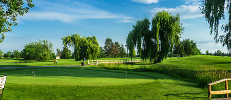 Hornby glen golf course cover picture