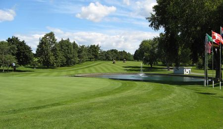 Hylands Golf Club Cover Picture
