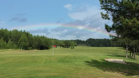 Ignace golf and country club cover picture