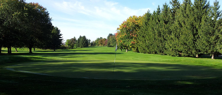Ingersoll Golf and Country Club Cover Picture