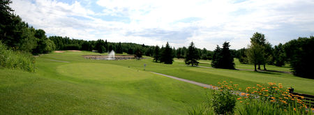 Overview of golf course named Innisfail Golf Club - Aspen/Hazelwood