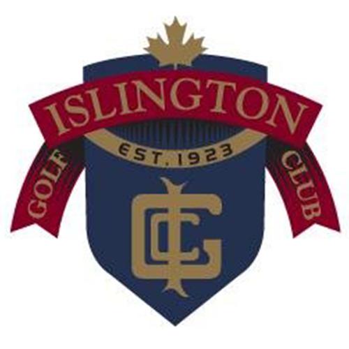 Logo of golf course named Islington Golf Club