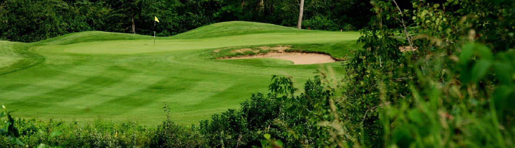 Jagare ridge golf club cover picture