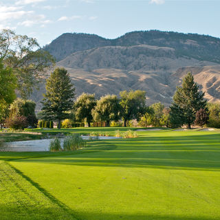 Kamloops golf and country club cover picture