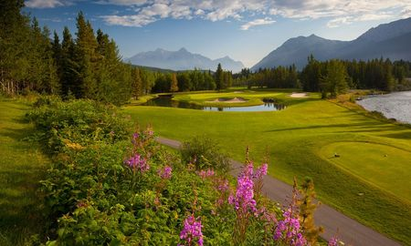 Kananaskis Country Golf Course Cover Picture