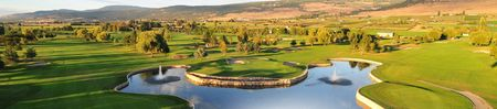 Kelowna springs golf course cover picture