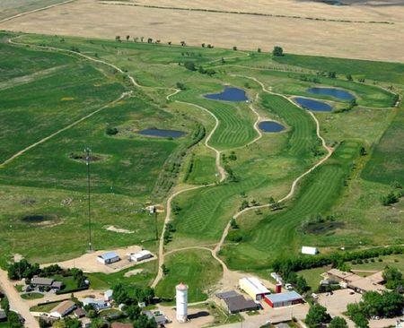 Kerrobert Golf Club Cover Picture