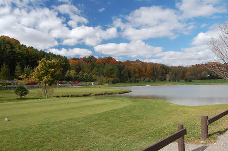 Overview of golf course named Kettle Creek Golf and Country Club