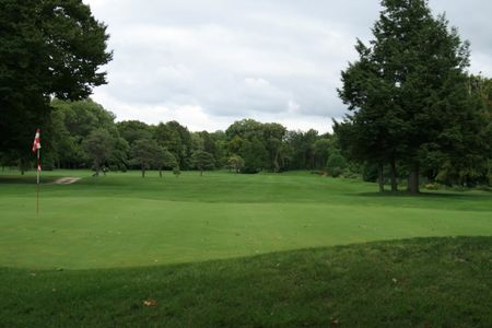 Kincardine golf and country club cover picture