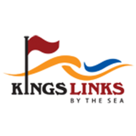 Logo of golf course named King Links Golf Course