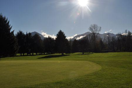 Kinkora golf course cover picture