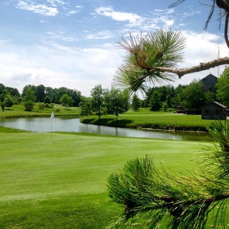 Knollwood Golf Club Cover Picture