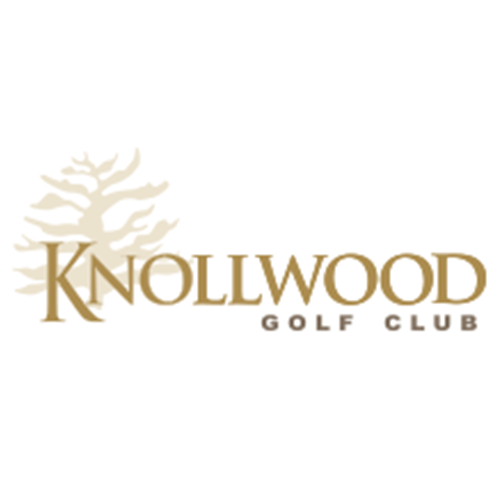 Logo of golf course named Knollwood Golf Club