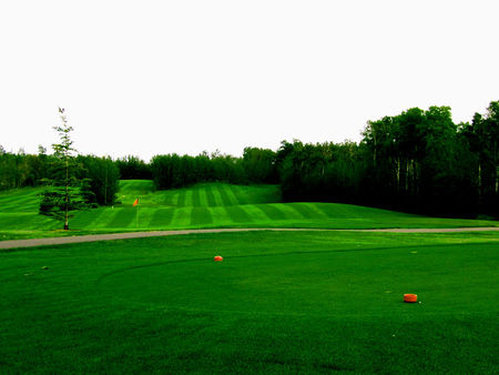 Lac la biche golf and country club cover picture