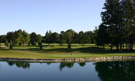 Overview of golf course named Ladies' Golf Club of Toronto