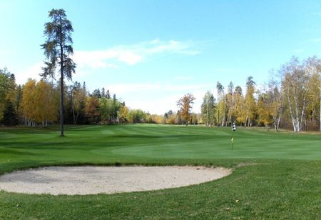 Lake of The Sandhills Golf Club Cover Picture