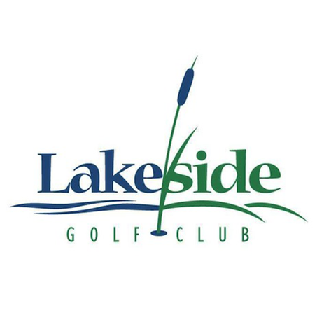 Logo of golf course named Lakeside Golf Club
