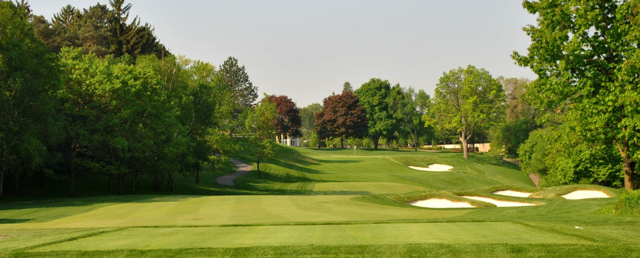 Overview of golf course named Lambton Golf and Country Club