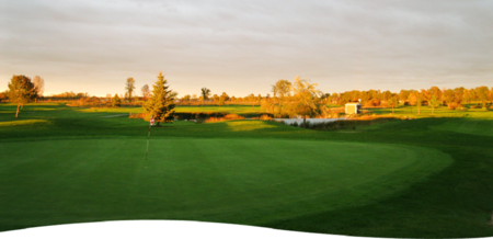 Landings golf course cover picture