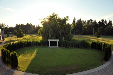 Langley Golf Club Cover Picture