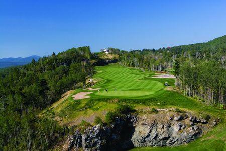 Le Manoir Richelieu Golf Club Cover Picture