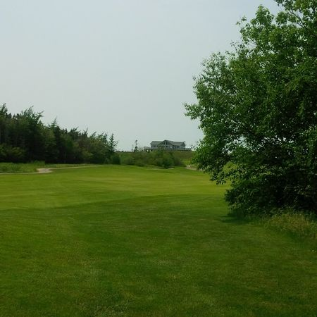 Overview of golf course named Le Portage Golf Club