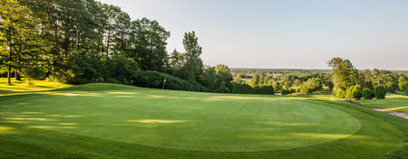 Overview of golf course named Le Versant - Du Griffon Course