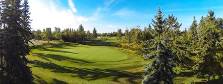 Leduc golf and country club cover picture