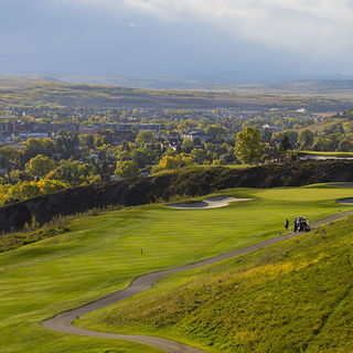 Links of gleneagles golf course cover picture