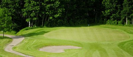 Lone Wolf Golf Club Cover