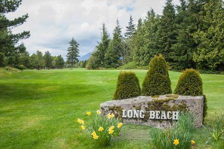 Long Beach Golf Club Cover