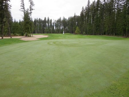 Mabel lake golf and country club cover picture