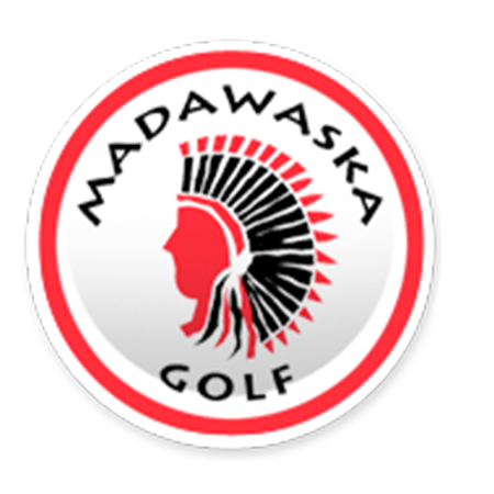 Logo of golf course named Madawaska Golf Course - Twisted Pines