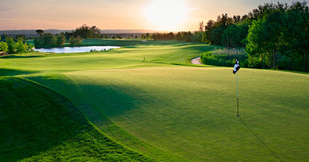 Magna Golf Club Cover Picture