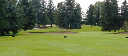 Magrath Golf Club Cover Picture