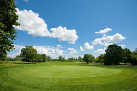 Overview of golf course named Manderley on The Green
