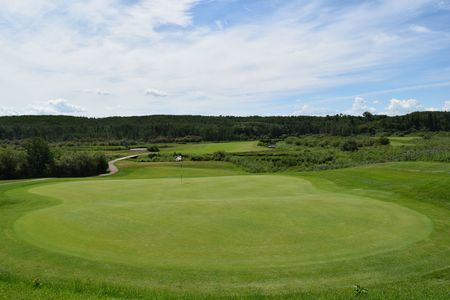 Overview of golf course named Mannville Riverview Golf Course