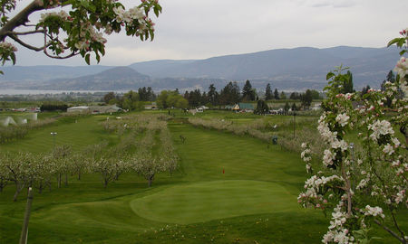 Overview of golf course named Mcculloch Orchard Greens Golf Club