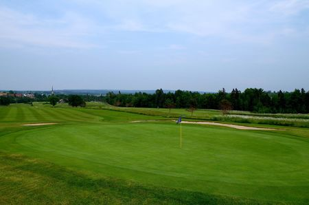 Memramcook valley golf club cover picture