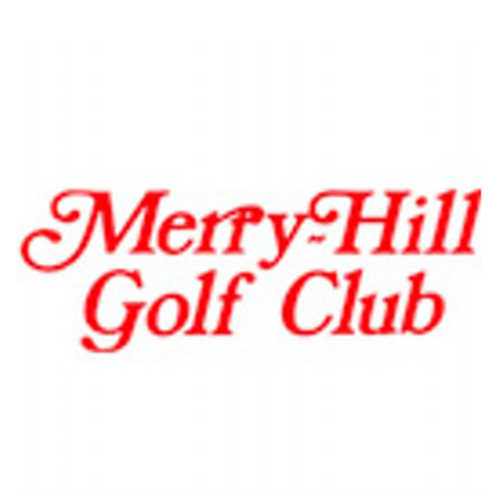 Logo of golf course named Merry-Hill Golf Club