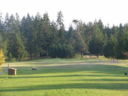 Overview of golf course named Metchosin Golf and Country Club