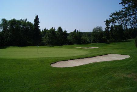 Michipicoten Golf Club Cover
